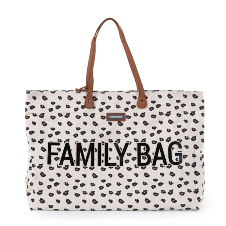 Picture of Childhome® Family bag Leopard
