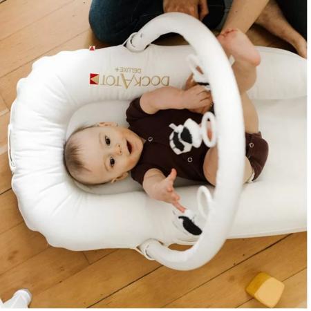 DockAtot® Toy Arch for Deluxe+  Pristine White PRISTINE WHITE