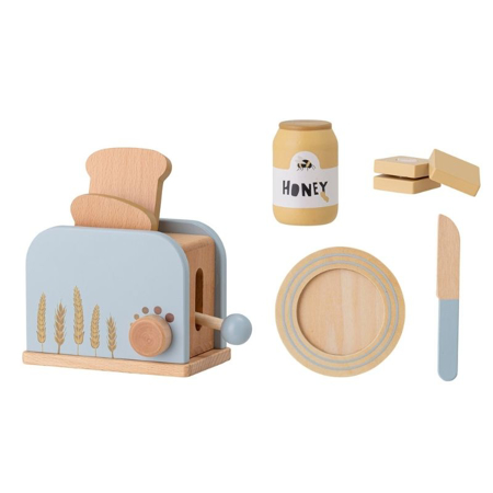 Picture of Bloomingville® Adda Play Set Food Blue