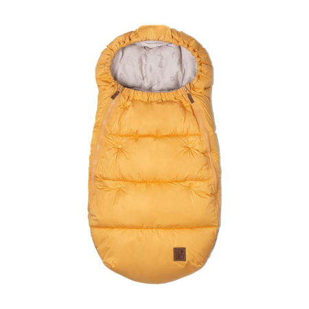 Picture of Leokid® Footmuff Olaf Yellow Mellow
