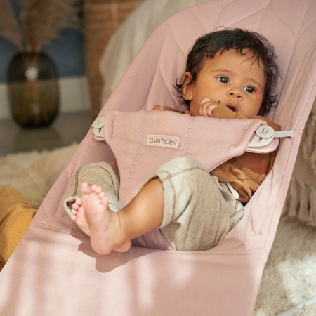 BabyBjörn® Balance Bliss Cotton Petal Quilt Dusty Pink