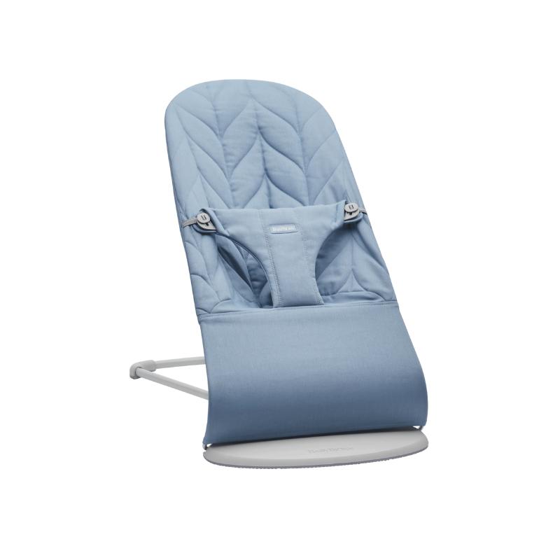 Picture of BabyBjörn® Balance Bliss Cotton Petal Quilt Blue