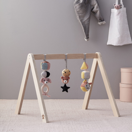 Picture of Kids Concept® Baby gym soft toys EDVIN