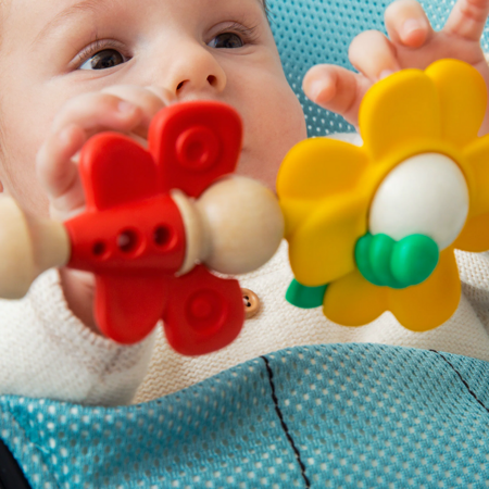 Picture of BabyBjörn® Toys for bouncer Flying Friends