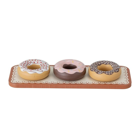 Picture of Bloomingville®  Play Set Doughnuts Rose