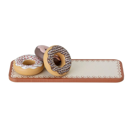 Bloomingville®  Play Set Doughnuts Rose