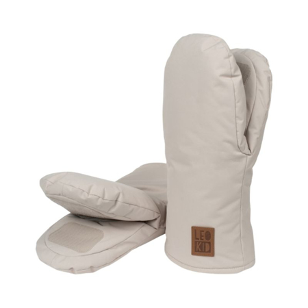 Picture of Leokid® Hand Muffs Raw Silk