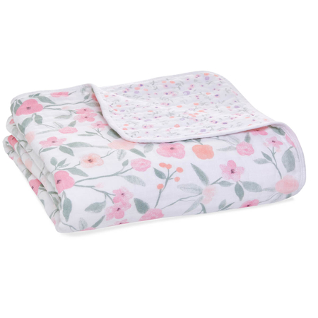 Picture of Aden+Anais® Classic Dream Blanket Ma Fleur 120x120