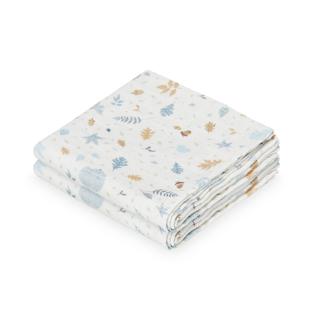 Picture of CamCam® Musling Cloth GOTS  Forest