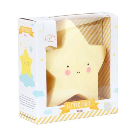 A Little Lovely Company® Little Light Star Yellow